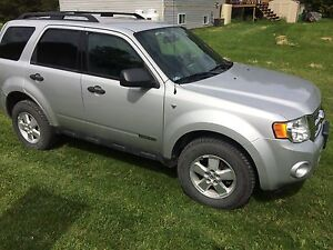 For Sale: 2008 Ford Escape