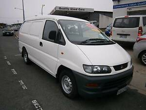 1998 Mitsubishi Express Van/Minivan Fyshwick South Canberra Preview