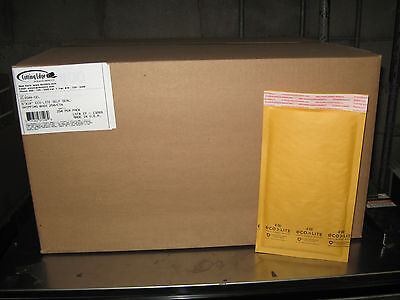 250 00 Ecolite Kraft Bubble Mailers 5 X 10 - New Price
