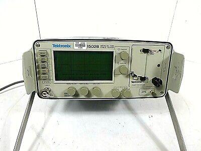Tektronix 1502b Metallic Cable Tester Tdr -  Free Shipping