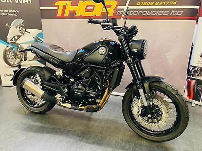 Benelli Leoceni 500cc AND X TRAIL  2019 NEW FROM  £5199 otr
