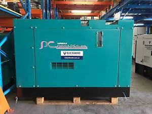 Airman 125CFM Diesel Screw Air Compressor - * Fully Refurbished * Greenslopes Brisbane South West Preview
