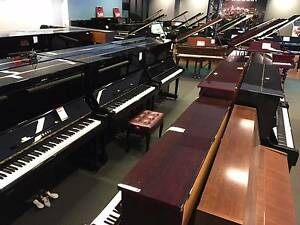 YAMAHA AND KAWAI UPRIGHT PIANOS FROM $3,495 Adelaide CBD Adelaide City Preview