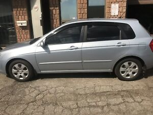 2007 Kia Spectra 5 for sale