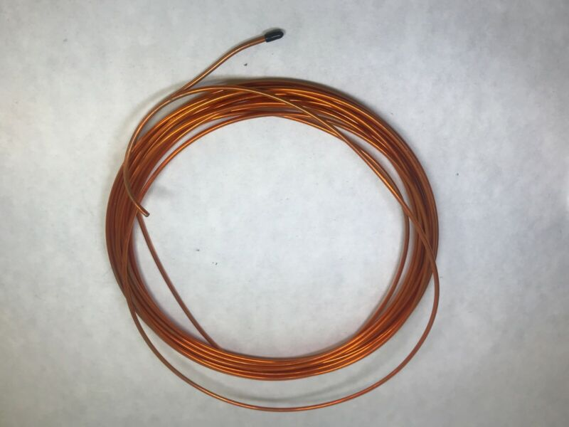 1/8 inch copper wire gas chromatography cannabis testing ~15ft+