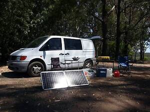 Mercedes Vito camper –  Automatic,136,000KM–camping gear included Caboolture Caboolture Area Preview
