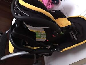 Safety first carseat stroller  travel system