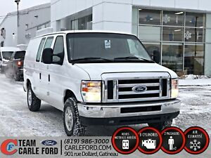 Ford Econoline E-150 Commercial 2012, ensemble de remorquage