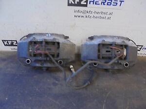 brake caliper rear left N/S Porsche Boxster 986 Satz Set Brembo 4 Kolen 2.7 162k - <span itemprop='availableAtOrFrom'>AT, Österreich</span> - Rücknahmen akzeptiert - AT, Österreich