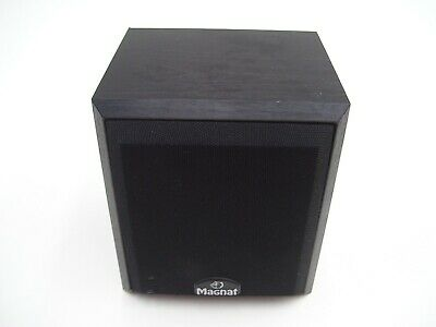 MAGNAT SURROUND SATELLITE SPEAKER HOME THEATRE AUDIO WIDE RANGE 144 433 PRO