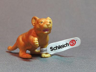 Schleich Lion Cub RETIRED 14038 NEW ah