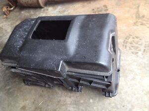 Mk4 VW jetta battery box and tray