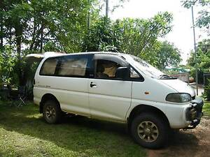 Mitsubishi Delica Van/Minivan for sale Darwin CBD Darwin City Preview