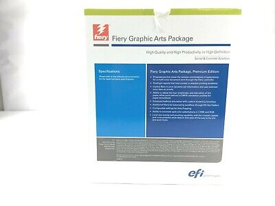 Parts & Accessories - Efi Fiery - Office Supplies