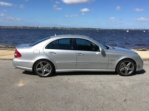 MERCEDES BENZ E63 Nedlands Nedlands Area Preview