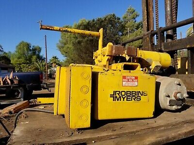 Robbins Myers S2-3-19m14t Under Slung Electric Cable Hoisttrolley 3 Ton.