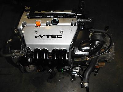 Part Number k20a i-vtec base model