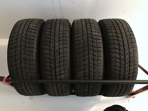 Like-New Michelin X-Ice Winter Tires + rims Mazda 3 205/60R16
