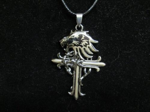 Final Fantasy 8 VIII Griever Necklace Pendant