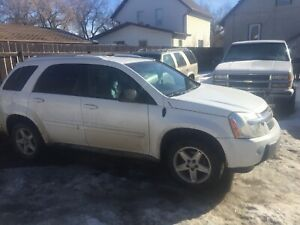 For sale 2005 equinox all-wheel-drive