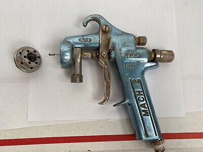 Binks Model Mach 2 Bbr Hvlp Professional Spray Paint Gun