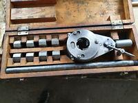 Muttergewindebohrer mit langer Schneide M10 DIN 355 used//gebraucht