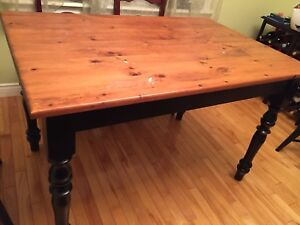 Wheatons dining/kitchen table