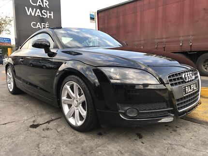 Audi TT (The Best Price And Deal)