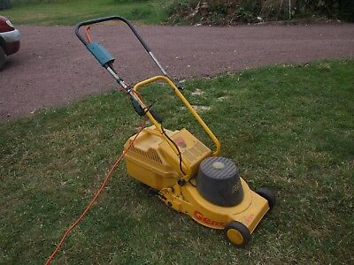 alko gem 32ew electric mower