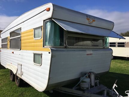 Caravan Viscount tandem South Bunbury Bunbury Area Preview