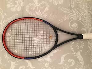 Wilson Blade 98 2013 Tennis Racket Raonic Custom Paintjob RADICAL Toowong Brisbane North West Preview