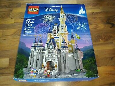 LEGO Disney Princess The Disney Castle. New In The Box. (71040)