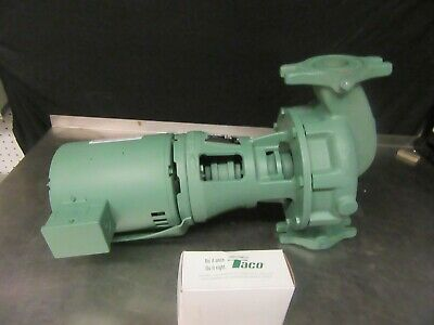 M1 Taco Circulator Pump 1615c3e20 0133134 34 Hp 230460 3 Ph Free Shipping