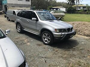 2003 BMW X5 diesel 6 months rego very nice car Blueys Beach Great Lakes Area Preview