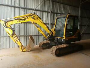Excavator – Hyundai Robex 55-7 Wonthella Geraldton City Preview