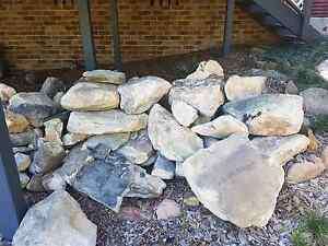 Used Sandstone Rocks Bateau Bay Wyong Area Preview