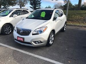 2015 Buick Encore Convenience WOW ONLY 19514 KM AND IN FANTAS...