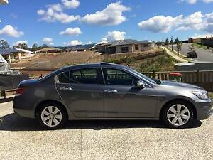 2011 Honda Accord 8th Generation MY11 V6 Luxury Gilston Gold Coast West Preview