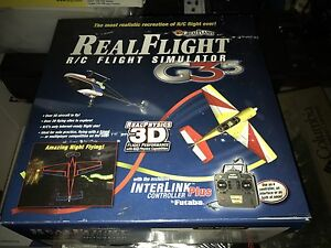 Real flight RC plane and helicopter