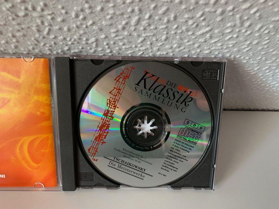 2 CD Klassik Sammlung Weihnachten und Tschaikowsky in Niedersachsen - Drochtersen