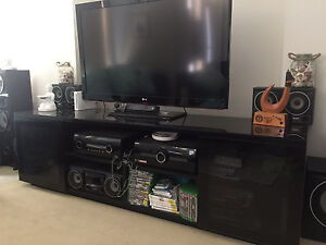 Tv unit, coffee table and dining table Botany Botany Bay Area Preview