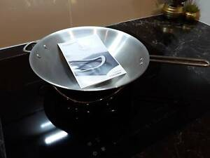 Electrolux E:Motion Induction Wok and Trivet