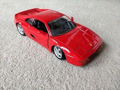 Maisto Shell Collezione Ferrari F355   scale 1:24 model