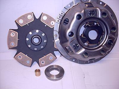 John Deere 850 950 Single Stage Tractor Clutch Ch11720 M805816 Ch18375 Hd6