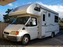 1999 Ford Transit Motor Home + Extras Lyndoch Barossa Area Preview