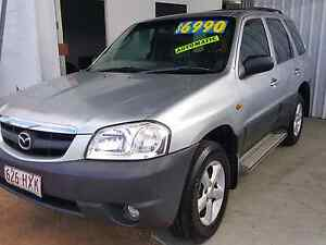 Mazda Tribute 04 Aitkenvale Townsville City Preview