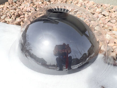 Sun Dome II Camping Solar Water Heater
