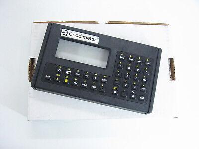 Trimble Geodimeter Cover Top Cu Black Part No. R71180112 Sparepart