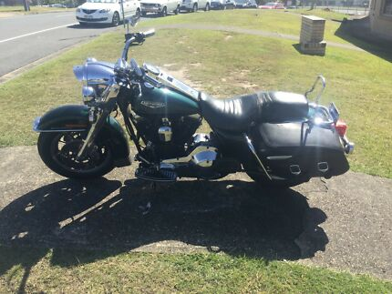2000 Harley Road King w RWC & Rego Southport Gold Coast City Preview
