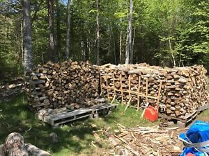 4 CORD OF FIREWOOD FOR SALE